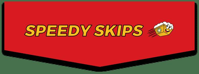 Speedy Skips Logo